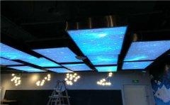 灯光膜吊顶施工工艺 吊顶安装注意事项