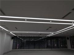 国家电网江北公司健身房软膜安装